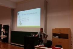 Vortrag von Frau Häffner